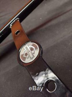 04-19 Genuine Harley Davidson XL Sportster One Piece Detach Sissy Bar Backrest