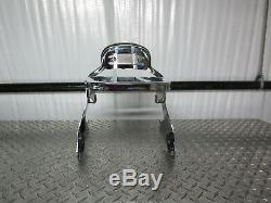 04-19 Harley Davidson XL Sportster Detachable Mini Sissy Bar Backrest with Rack