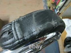 04-20 Harley Davidson Sportster Cobra Detachable Sissy Bar Backrest