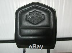 06-17 Harley Davidson FXD Dyna Quick Detach Passenger Backrest Sissy Bar