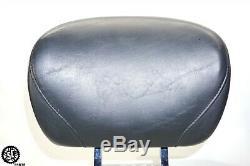 07-11 Harley Dyna Super Glide Custom Detachable Sissy Bar Passenger Backrest