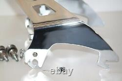 08-17 Yamaha XV1900 Raider OEM Sissy Bar Back Rest With Key (P-71)