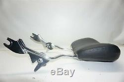 09-18 Harley Street Glide Flhx Genuine Detachable Sissybar Passenger Back Rest