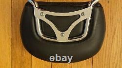 09-20 Genuine Harley Davidson Chrome Touring Sissy Bar & Backrest