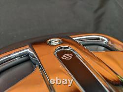 09-20 Genuine Harley-Davidson Tour FLH FLT Styled Sissy Bar Passenger Backrest