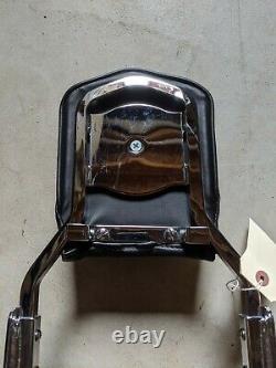 2004-2020 Harley Davidson Sportster 883 Quick Release Sissy Bar Backrest #1648