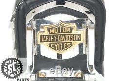2005 2006 2007 Harley Davidson Dyna Fxd Passenger Detachable Sissy Bar Back Rest