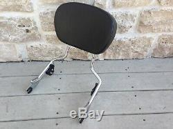 2009-2019 Harley Detachables Sissy Bar Touring Quick Release Ultra FLH back rest