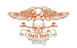 54248 09A Black Harley Davidson BACK REST SISSYBAR Upright & pad TOURING 09-2020