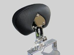 Adjustable & Detachable Sissy Bar/Backrest Honda Shadow VT Ace/Sabre C2 1100
