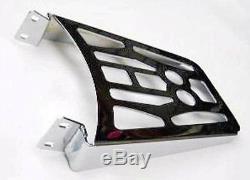 Adjustable & Detachable Sissy Bar/Backrest/Rack Yamaha Road Star 1600 1700