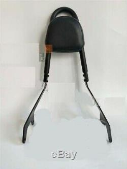 Backrest Passenger Sissy Bar Cushion Pad for Yamaha Star Bolt XV950 C R Spec