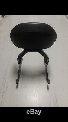 Detachable Backrest Sissy Bar Victory Cross Country