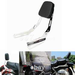 Detachable Passenger Backrest Sissy Bar for Honda VTX 1300 / 1800 C and F Models