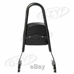 Detachable Passenger Sissy Bar Backrest for Harley Sportster XL XLH 883 1200