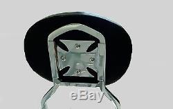 Detachable Sissy Bar/Backrest/Luggage Rack Yamaha V Star 1100