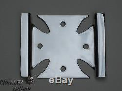 Detachable Sissy Bar/Backrest/Luggage Rack for Harley Softail 200mm Rear Fender