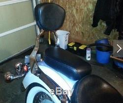 Detachable Sissy Bar/Backrest Yamaha V Star 650 Classic