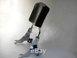 Detachable Sissy Bar/Backrest for 2004+ Harley Davidson Sportster