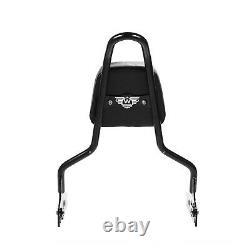 Detachable Sissy Bar Passenger Backrest 20 for Harley Breakout 2013-2021