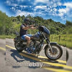 Detachable Sissy Bar Passenger Backrest 20 for Harley Dyna