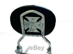 Detachable Sissy Bar with Backrest for Yamaha V-Star 650 Classic