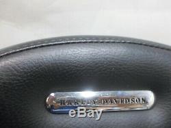 Genuine 09-20 Harley Touring Sissy Bar Passenger Backrest Pad OEM