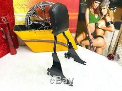 Genuine Harley 04-20 Detachable Sportster Sissy Bar Passenger Backrest OEM