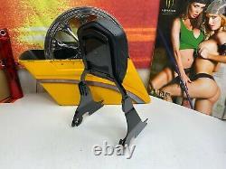Genuine Harley 04-20 Detachable Sportster Sissy Bar Passenger Backrest OEM HD
