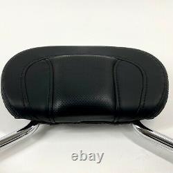 Genuine Harley OEM 09-21 Touring Short Sissy Bar & Passenger CVO Custom Backrest