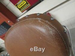 Genuine Indian Chief 12 Sissy Bar, Backrest Pad, Luggage Rack Package