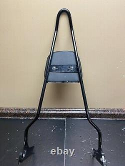 Harley Breakout Tall Bobber Sissy Bar Backrest 13-17 FXSB FXSBSE 16-17 FXSE 09
