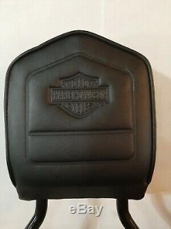 Harley Davidson'06 up Dyna Detachable Sideplates, Sissy Bar, Harley backrest