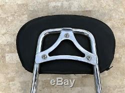 Harley Davidson OEM Detachables Sissy Bar&Backrest Pad 09-19 Touring CVO