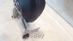 Harley Davidson Road King & Street Glide Detachable Sissybar Backrest with Pad