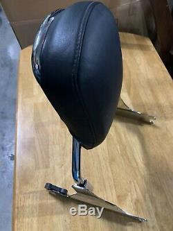Harley Davidson Softail Detachable 12 Sissy Bar Back Rest OEM WIDE TIRE
