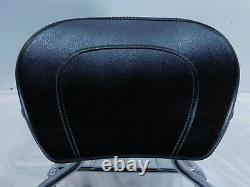 Harley Electra Glide & Road King Detachable Sissybar Backrest Luggage Rack
