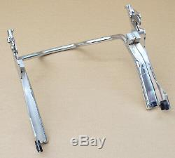 Harley Genuine Sissy bar Backrest Seat Backrest Detachable Fat Boy Breakout