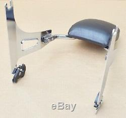 Harley original detachable Sissy Bar Rückenlehne Seat Backrest Dyna FXDF, FXDWG