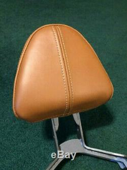 Indian Scout Titanium Passenger BACKREST and SISSY BAR 2880827 and 2881127-650