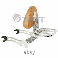 Motorcycle Quick Release Passenger Backrest Sissy Bar For Indian Scout 2015-2020
