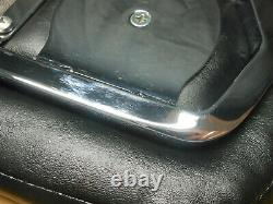 OEM HARLEY'00-17 SOFTAIL (With NARROW TIRE) DETACHABLES SISSY BAR BACK REST & PAD