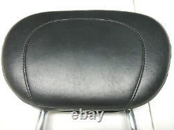 Oem Harley'09-21 Touring Detachables Passenger Backrest Sissy Bar Mustang Pad