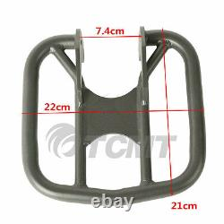 Passenger Backrest Sissy Bar Luggage Rack Fit For Indian Scout Sixty 2015-2020