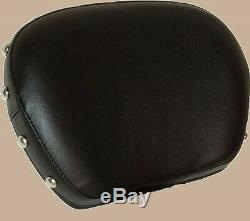 Quick Detachable Sissy Bar With Backrest'04+ Harley Davidson Sportster 883
