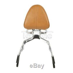 Quick Release Passenger Backrest Sissy Bar For Indian Scout 15-19 Scout Sixty 16