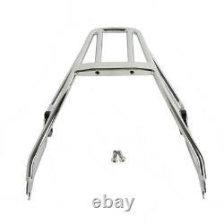 Sissy Bar Luggage Rack Backrest Fits For Harley Street 500 750 XG500 XG750 15-20