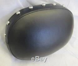 Studded Detachable Sissy Bar/Backrest/Luggage Rack Yamaha V Star 950/1300
