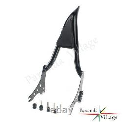 Tall Sissy Bar Backrest Detachable For Harley Softail Low Rider 114/107 18-21