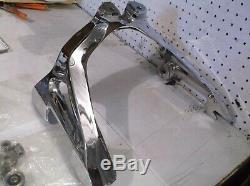 Yamaha xv1900 Raider midnight star Detachable Backrest Sissy Bar STR-5C743-10-00